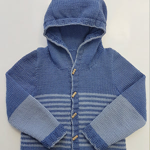 Children - Hooded Jacket (Pattern Downloads)