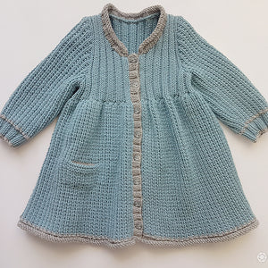 Children - Rib Smock Coat (Pattern Downloads)