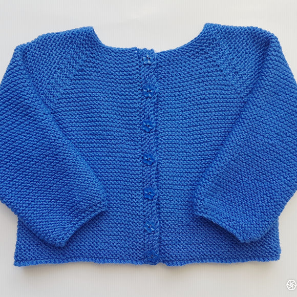 Children - Sweet Charlotte Cardi (Pattern Downloads)