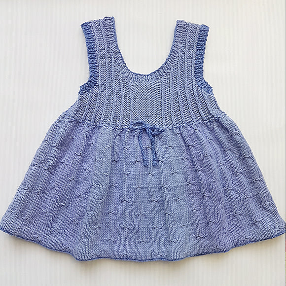 Children - Pinafore Smock (Pattern Downloads)