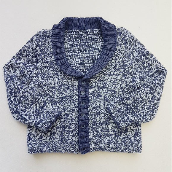 Children - Shawl Collar Cardigan (Pattern Downloads)