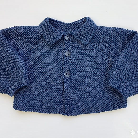 Children - Top Down DK Jacket (Pattern Downloads)