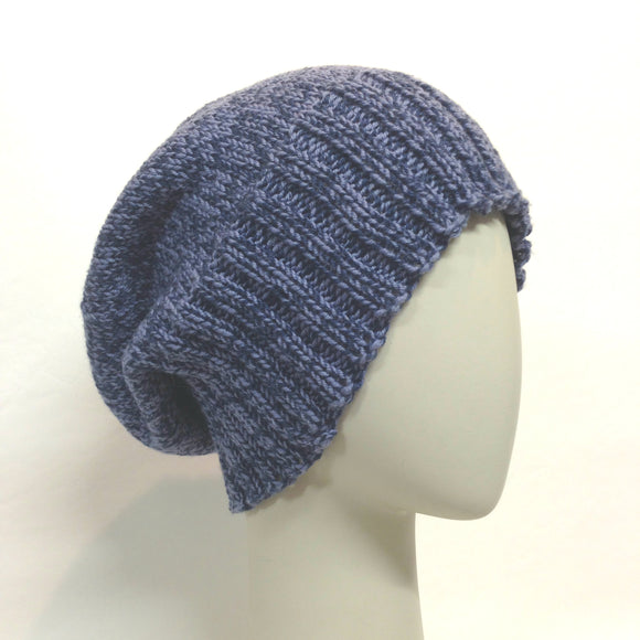 Beanie - Adult - Baggy Style (Pattern Downloads)