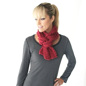 Scarf - Cupped Cable Style (Pattern Downloads)