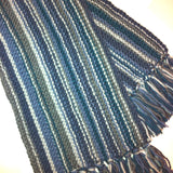 Scarf - Vertical Striped Style (Pattern Downloads)