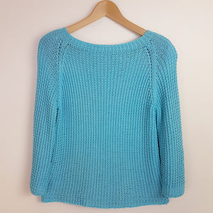 Women's Moss Rib Raglan Sweater (Pattern Downloads)