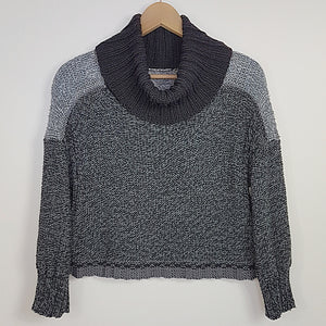 Women's Sweater in Patch Drop Sleeve Style (Pattern Downloads)