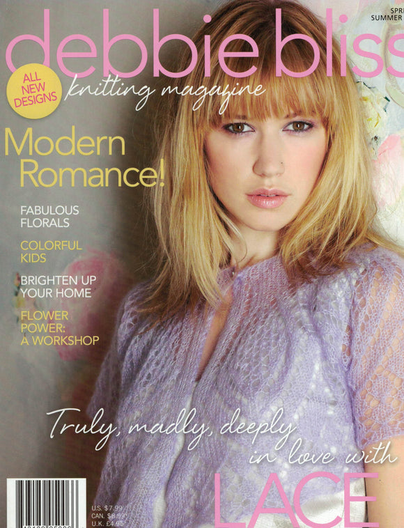 Debbie Bliss Knitting Magazine Issue 06 - Spring/Summer 2011 (Pattern Books & Leaflets)
