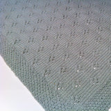 Blanket in Tulip Lace Pattern (Pattern Downloads)