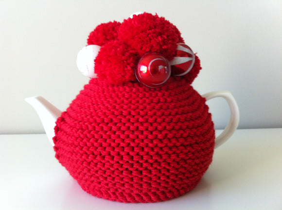 Xmas Tea Cosy (Pattern Downloads)