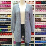 Women's - Cardigan - Lazy Weekend Seamless Cardi (Pattern Downloads)