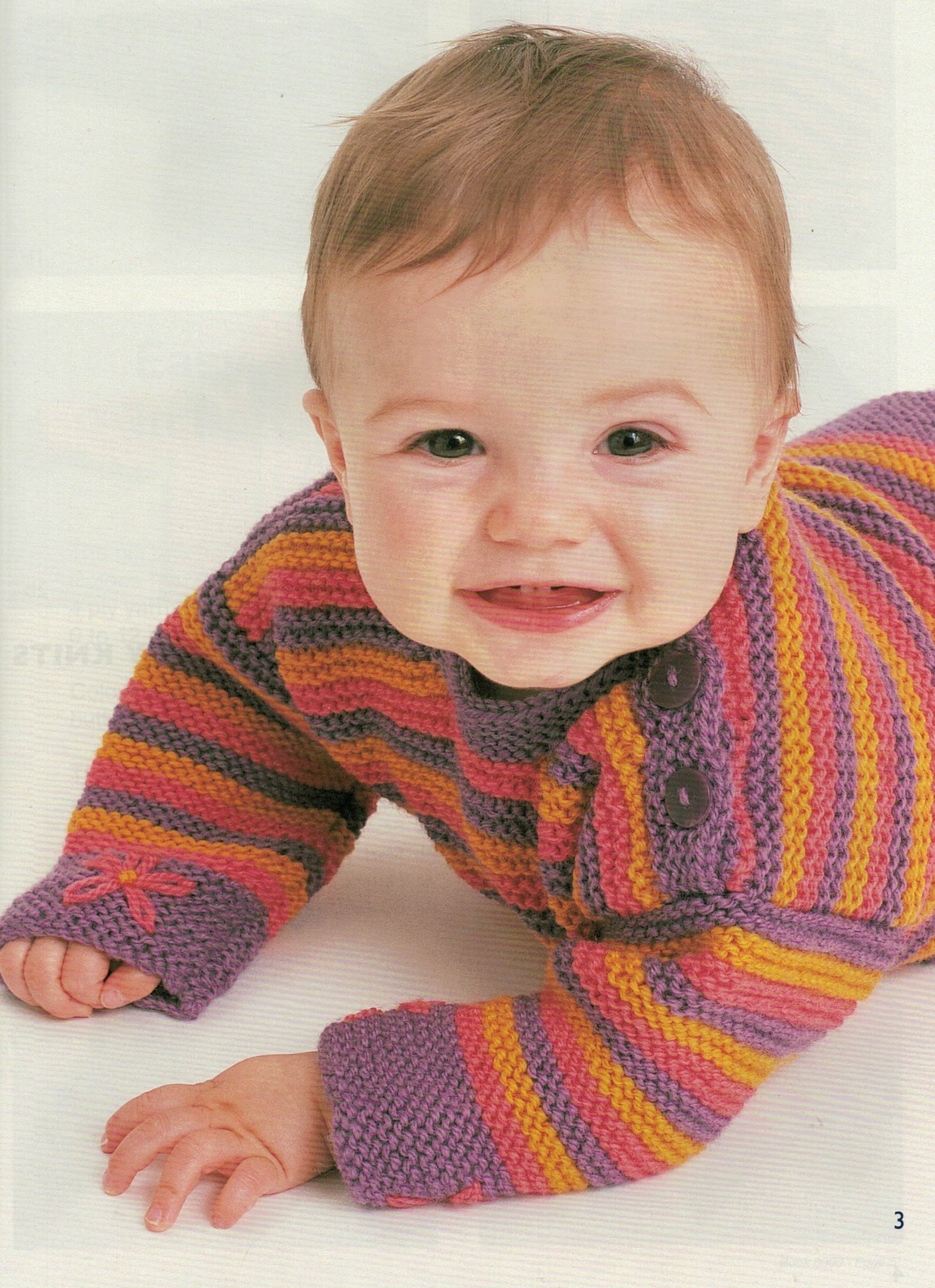 a4ec1021ac67 Patons Book 6000 - Quick   Easy Baby Knits (Patterns Books ...