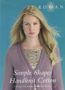 Women - Rowan Simple Shapes Handknit Cotton