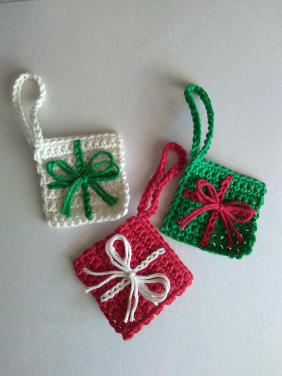 Crochet Beginner Workshops (Series of 4) - Christmas Decorations