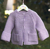 Baby - Lang Yarns Punto Book 7 Cashmerino for babies & more