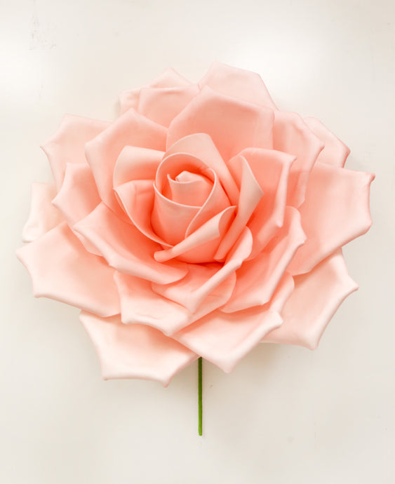 16 inch Foam Rose Head (B17108 PK)
