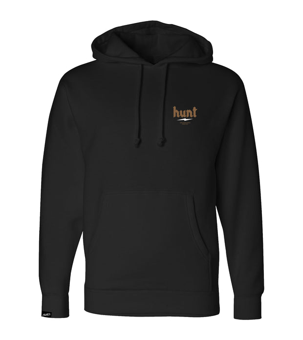 Bolt Patch Sweatshirt - Black