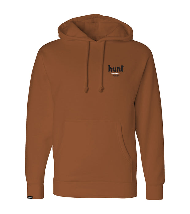 Bolt Patch Sweatshirt - Brown