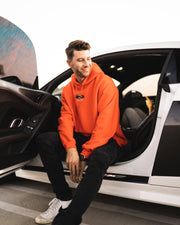 MK5 Champion Sweatshirt - Orange