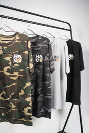 Stack Chips Buy Whips Tee - Camo