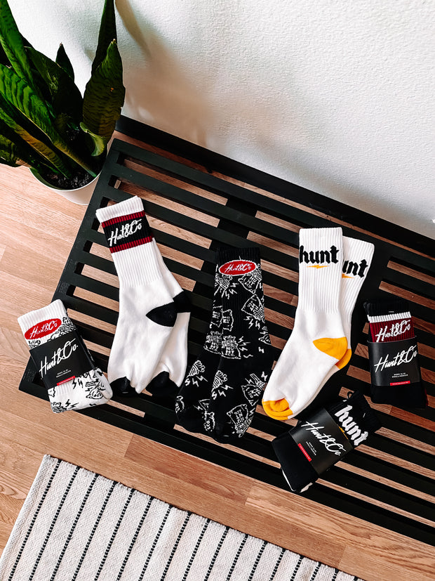 Money Bag Socks