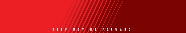 Keep Moving Forward Banner
