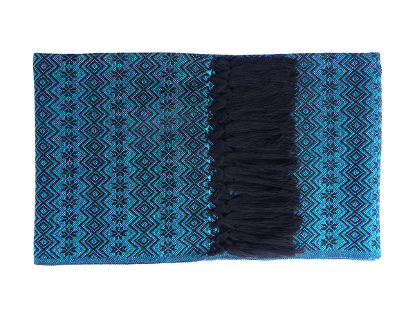 Chalina de Algodón  |  Cotton Shawl