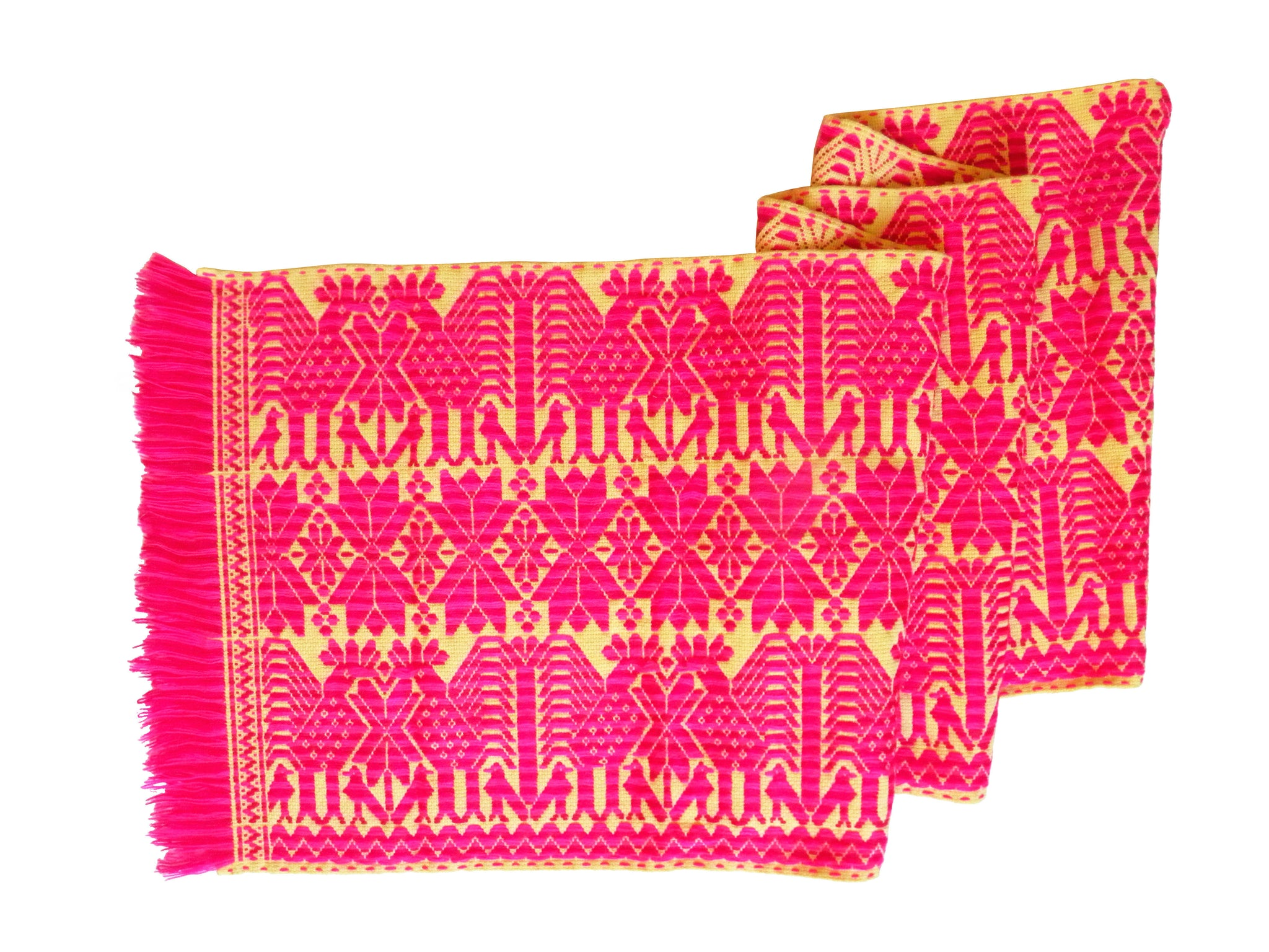 Camino de Mesa Otomí / Otomi Table Runner