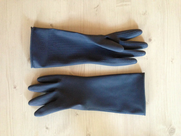 rubber gloves - hand protectors