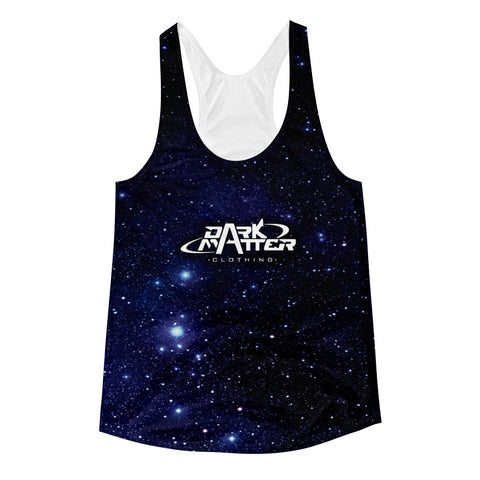 Womens Galaxy DMC All Over Print Tank Top