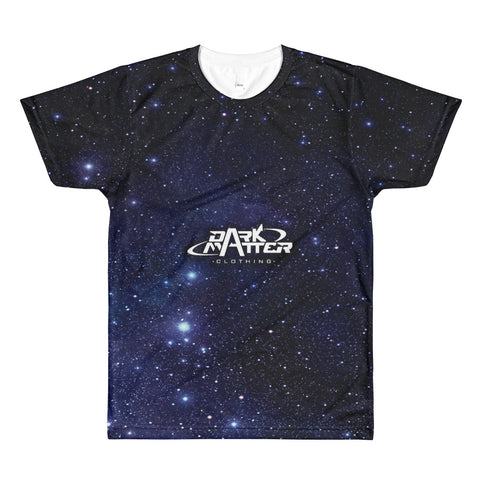 Mens Galaxy DMC All Over Print Tee Shirt
