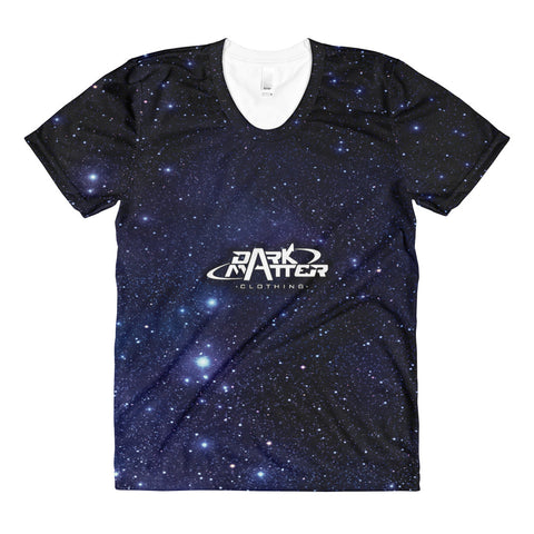 Womens Galaxy DMC All Over Print Tee Shirt