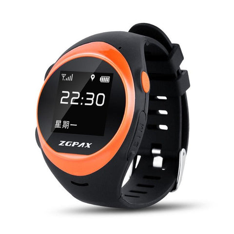 BestTime Smart Watch With SOS GPS & WI-FI Anti Failing Alarm Tracker