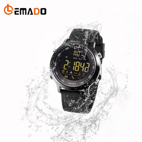 EX18 Professional Waterproof Smart Watches Men EX18 Smartwatch
