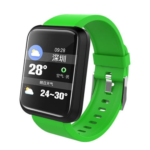 LEMADO Sport 3 Smart Watch Blood Pressure Men Women Smartwatch Heart Rate IP67 Waterproof for Xiao mi Huawei IOS Android Phone