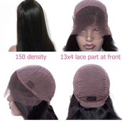 Spanish Wave Wig Unit- 1/2 Lace 13x4 Frontal or Full Lace Unit 150% Density
