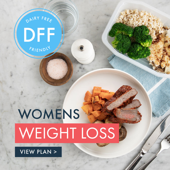 Women's DFF Weight Loss, 7-days, Lunch & Dinner
