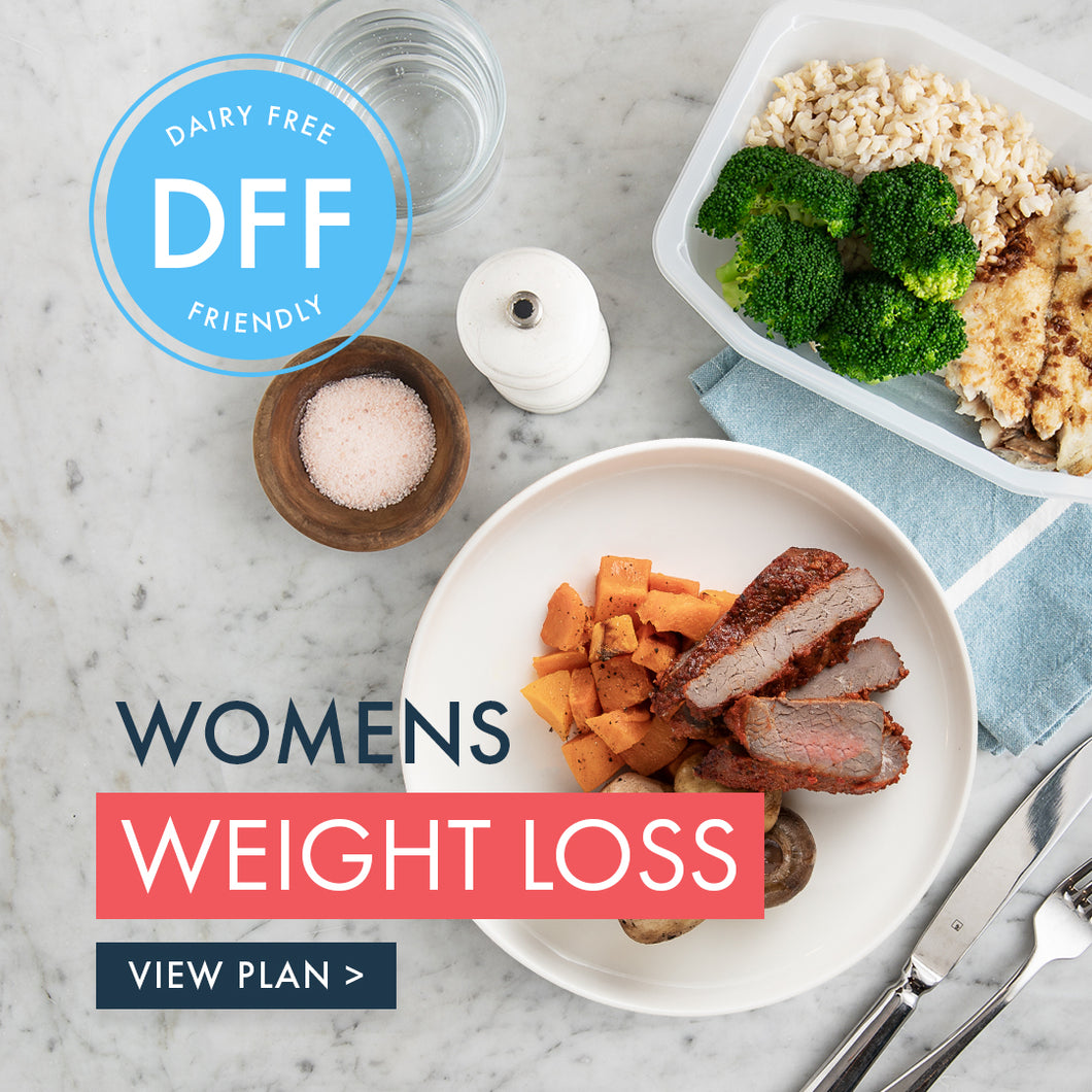 Women's DFF Weight Loss, 5-days, Lunch & Dinner
