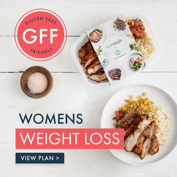 Women's GFF Weight Loss, 7-days, Lunch & Dinner