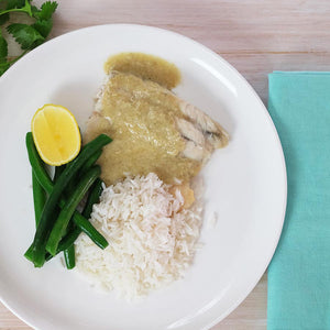 Green Barra Curry: Light