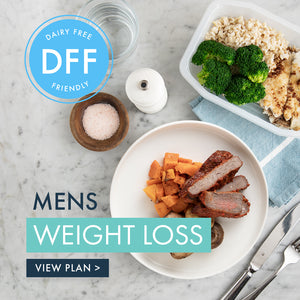 Men's DFF Weight Loss, 7-days, Lunch & Dinner