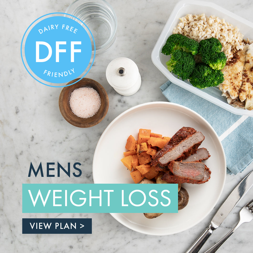 Men's DFF Weight Loss, 7-days, Dinner Only