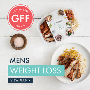 Men's GFF Weight Loss, 5-days, Lunch & Dinner