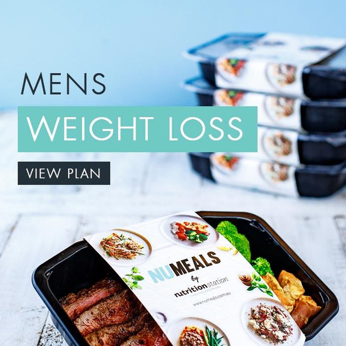 Men's Weight Loss, 5-days, Lunch & Dinner