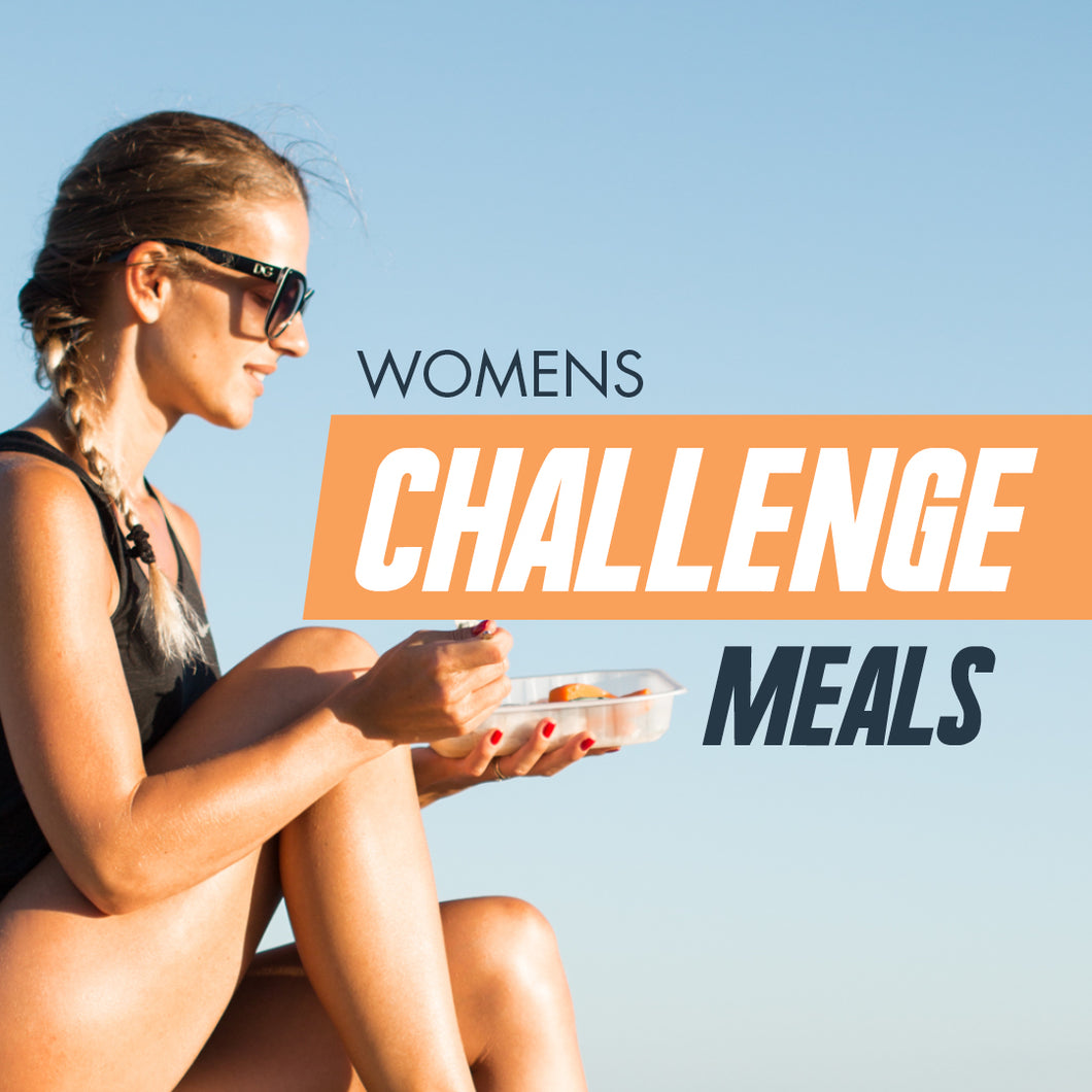 5-days, Lunch & Dinner, Women's Challenge