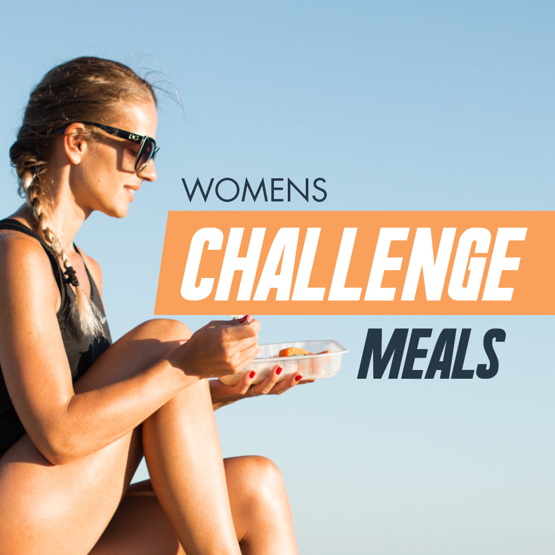 7-days, Lunch & Dinner, Women's Challenge