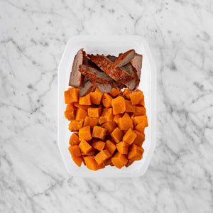 100g Smokey BBQ Steak 100g Smokey Pumpkin 50g Smokey Pumpkin