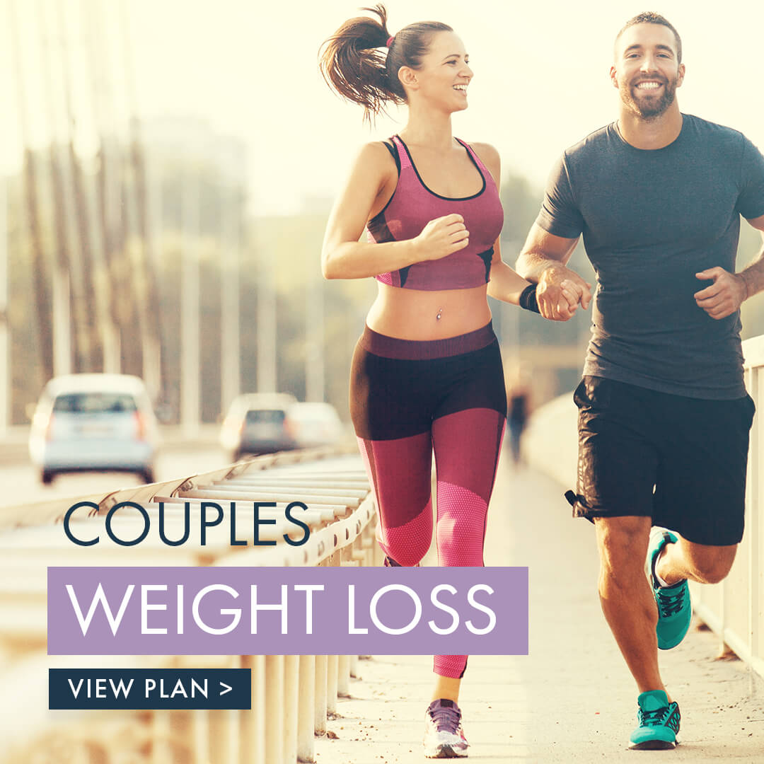 Couples Weight Loss, 5-days, Lunch & Dinner