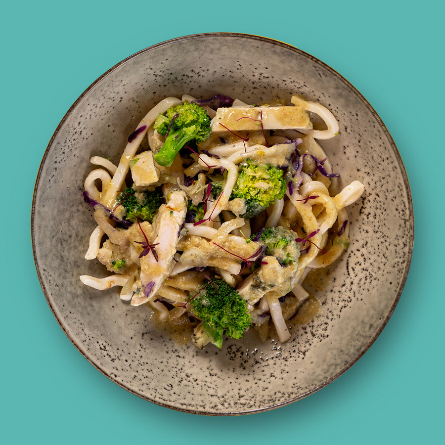 Chicken Noodles: Light