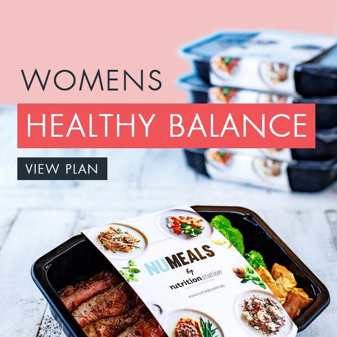 Women's Healthy Balance, 7-days, Lunch & Dinner